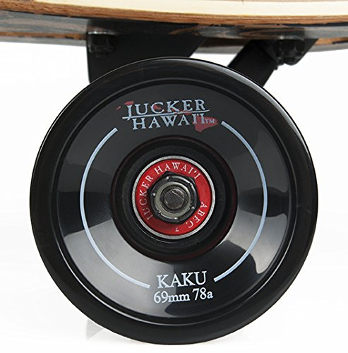 JUCKER HAWAII Longboard NEW HOKU Flex 1 (bis 110 kg) -