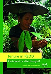Tenure in REDD: Start-point or Afterthought?