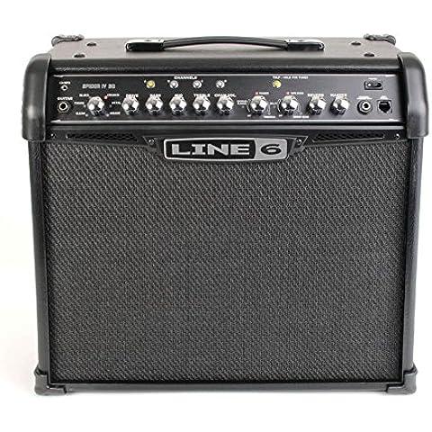 Line 6 Spider IV 30 - Amplificatore combo per (12 Guitar Amp)