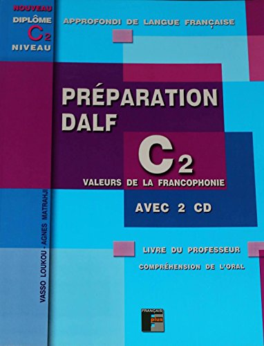 PREPARATION DALF C2 EBOOK