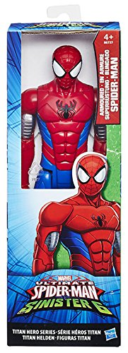Spiderman - Figura Titan, Multicolor (Hasbro B5754EU4) 1