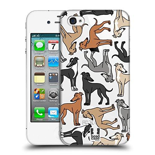 Head Case Designs Rhodesian Ridgebacks Modelle Hunde Rassen 8 Ruckseite Hülle für Apple iPhone 5 / 5s / SE Italienische Windspiele