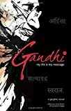Gandhi: My Life is My Message (Campfire Graphic Novels) by Quinn, Jason (2014) Paperback