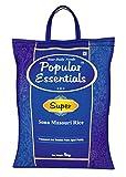 #6: Popular Essentials Super Sona Masouri Raw Rice, 5kg
