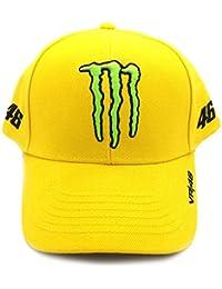Valentino Rossi VR46 Monster Energy Sponsors casquette officiel 2016