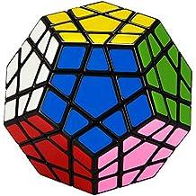 GENORTH® Cubo Mágico Velocidad Puzzle Twist Juguete juego educación para los niños (Megaminx)