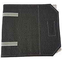 Rotolo professionale da gioielleria porta collane portacollane da cassaforte o da viaggio