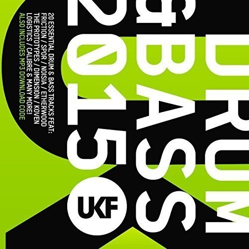 Ukf Drum & Bass 2015 (CD+Mp3)