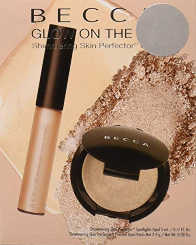 Aufhellung Duo (Becca Cosmetics Opal Glow On The Go Kit)