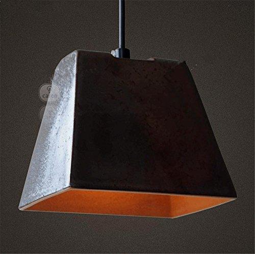 BOOTU LED-Wandleuchte auf und unten, für Retro-Loft Eiche Zucker Wandleuchte -