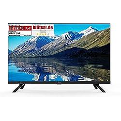 Smart TV32'',LED, CHiQ L32H7N, HDTV, WiFi, Netflix, Youtube, Prime Video, Facebook, Metal Design, Slim Design.