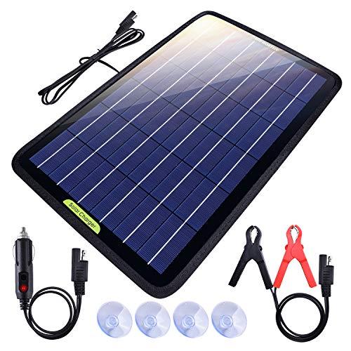 Imagen de Cargador Portátil Solar Eco-worthy por menos de 35 euros.