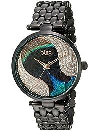 Bürgi Reloj de cuarzo Woman BUR162BK 39 mm