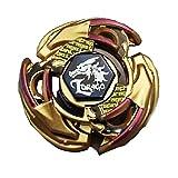 TakaraTomy Toupie Beyblade Officielle L-Drago 105F Version Collector Gold avec Lanceur Inclus - Beyblade Originale
