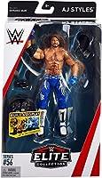 WWE MATTEL COLLEZIONE ELITE SERIE #56 AJ STILI wrestling action figure - The fenomenale UNO - WWE MATTEL COLLEZIONE ELITE SERIE #56 AJ STILI wrestling action figure