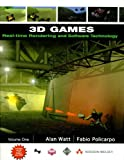 3D Games, Real-time Rendering and Software Technology, w. CD-ROM (SIGGRAPH Series)