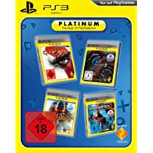 Quattro Pack (God of War III / Gran Turismo 5 / Killzone 3 / Uncharted 2: Among Thieves) [Platinum] - [PlayStation 3]