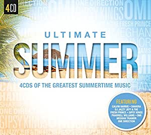Ultimate... Summer [4 CD]