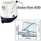 TMC elektrisch Tauchsieder Pumpe Modell Auto-Eye 500 12 V LT / min zu Level: Geodesic 32 Höhe: 2.50 Ah : 1.6 Gewicht Lade : 600 gr