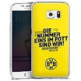 Samsung Galaxy S6 Edge Hülle Case Handyhülle Borussia Dortmund Derby BVB Derbysieger