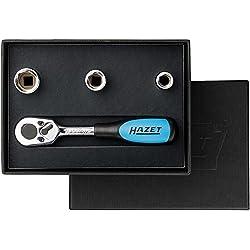 HAZET Steckschlüssel-Satz (Exklusive HAZET Line, Umschaltknarre plus passende Steckschlüssel) 863PB