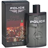 Police Dark EDT for Men, Black, 100ml