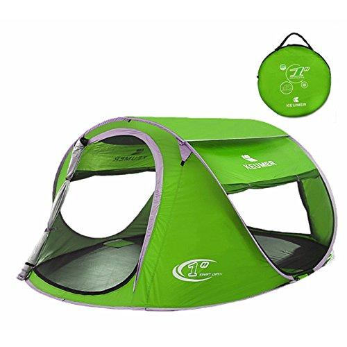 Zelt Pop Up,Strandmuschel Uv Schutz Wasserabweisend, Belüftung und UV-Schutz,Sonnenschutz am Strand für 2-3 Personen