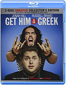 Get Him to the Greek [Blu-ray] [2010] [US Import]