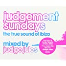Judgement Sundays (Mixed By Judge Jules) [Slip Case]