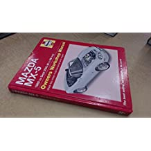 Mazda MX-5 Service and Repair Manual: 1989-2005 (Haynes Service and Repair Manuals)