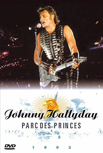 Johnny Hallyday : Parc Des Princes 1993 (Coffret 2 DVD)
