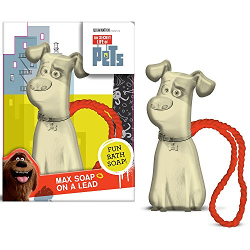 The secret life of Pets Max Soap on a Rope