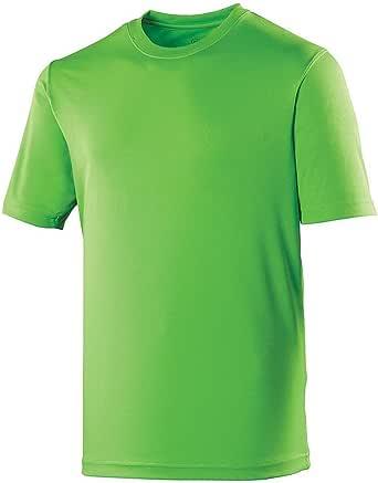 Crew Neck Cool Feel T Shirt - Huge 35 Colour Range Available