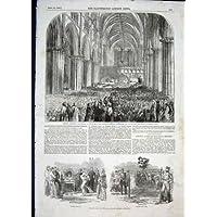 Giochi Atletici Woolwich Londra 1850 della Cattedrale