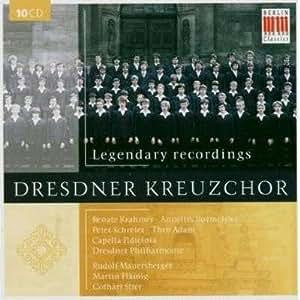 Legendary Recordings-Dresdner Kreuzchor