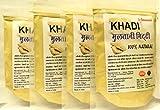 Khadi Multani Mitti Combo (Pack of 4) 10...