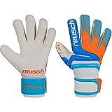 Reusch Prisma Prime A2 Evolution Torwarthandschuh Herren, weiß/blau/orange 7.5...