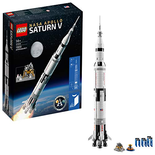 Lego 21309 - NASA Apollo Saturn V