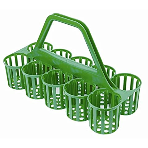 Beaumont GH049 Glass and Bottle Carrier
