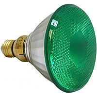 Sylvania par 38 - Lámpara reflector 80 par verde claro