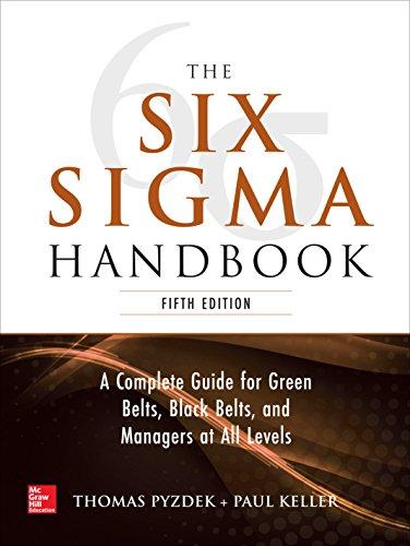 The Six Sigma Handbook, 5E (English Edition)