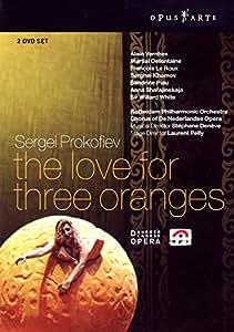 Sergei Prokofiev - L'amour des trois oranges / Laurent Pelly (De Nederlandse Opera 2005)