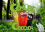 Die Gemüsegoggler: Abenteuer, Gemüse & Poesie vereinen sich hier zu bunten Geschichten! (Die Goggler 1)