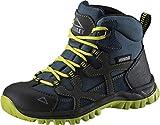 McKINLEY Unisex Kinder Trekkingstiefel Santiago Pro AQX Trekking-& Wanderstiefel, Grau (Anthracite/Blue DAR 000), 26 EU