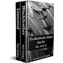 The Blackfeather Books 1 & 2 Box Set: Fallen Angel Paranormal Romance