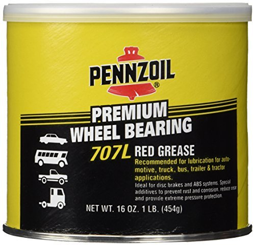 pennzoil-7771-707l-premium-wheel-bearing-red-grease-1-lb-tub-by-pennzoil