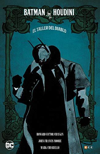 Batman/Houdini: El Taller
