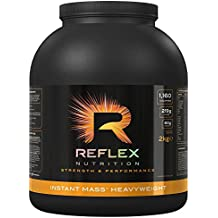 Reflex Nutrition - Instant Mass Heavyweight - 2kg - Chocolate Perfection