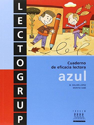 Lectogrup azul - 9788415554875 por M. Dolors López Gutierrez