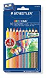 Staedtler 129 NC10 Noris Club Super Jumbo Buntstifte